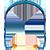 Icon-Bügelgehörschutz
