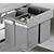 Icon-Beschlagssysteme für Küchen