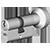 Icon-Profil-Knaufzylinder