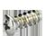 Icon-Schrauben für den Möbelbau