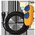 Icon-Stromverteiler