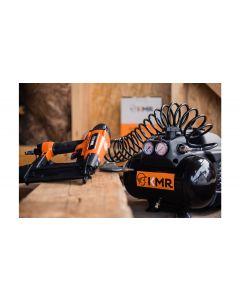 KMR Kompressor & Nagler im Set