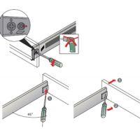 HETTICH Demontagewerkzeug für Schubkästen MultiTech -