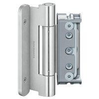 SIMONSWERK Haustürband BAKA® Protect 4010 3D MSTS, Edelstahl