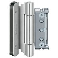 SIMONSWERK Haustürband BAKA® Protect 4010 3D FD MSTS, Edelstahl