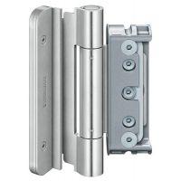 SIMONSWERK Haustürband BAKA® Protect 4030 3D FD MSTS, Edelstahl