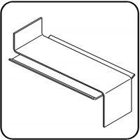 GUTMANN Stoßverbinder VH 40, 195 mm, blank