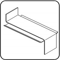 GUTMANN Stoßverbinder VH 40, 210 mm, blank