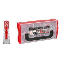 FISCHER Vorteils-Box FIXtainer DUOPOWER