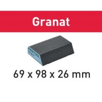 FESTOOL Schleifblock 69x98x26 120 CO GR/6 Granat 201084