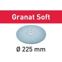 Festool Schleifscheiben STF D225 P180 GR S/25 Granat Soft