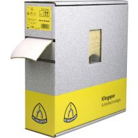 KLINGSPOR Schleifpapier mit Schaumstoffbeschichtung PS 73 BWF