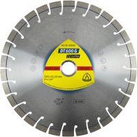 KLINGSPOR Diamanttrennscheibe DT 600 G Supra
