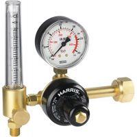 Harris Calorific Flaschendruckminderer 801-30FLAR Argon-Mix 200bar 30 l/minW 21,8x1/14 Zoll LH