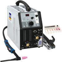 GYS TIG-Schweißanlage TIG 200 AC/DC HF FV m.Zub.10-200 A gasg.GYS