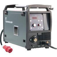TEAMWELDER MIG/MAG-Schweißanlage MIG 300 D3 Synergic Set m.Zub.5-300 A gasg.TEAMWELDER