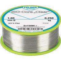 FELDER Lötdraht ISO-Core® Clear