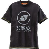 Herren T-Shirt Terrax Workwear