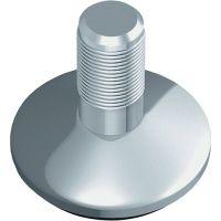 ELEMENT-SYSTEM Reg.Schrau. 11606-00001 STA chrom M 10 Möbelfuß 30kg