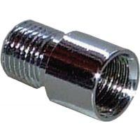 BMB Verl. zu Türspion MS blk Bohr-D.14mm L.10mm