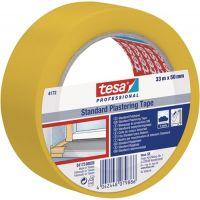 TESA Putzband 4172 Stand.glatt gelb L.33m B.50mm TESA