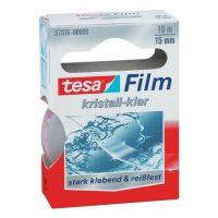 TESA Klebeband tesafilm® 57315 kristall-klar L.10m B.15mm Rl.TESA