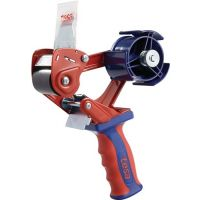TESA Handabroller Comfort 6400 MET rot/blau f.Band-B.50mm TESA