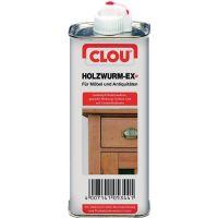 CLOU Holzschutzmittel Holzwurm-Ex F farblos 120 ml Dose CLOU