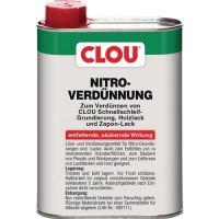 CLOU Nitroverdünnung V2 250 ml Dose CLOU