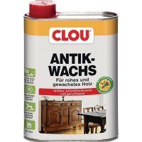 CLOU Antikwachs W2 flüssig farblos 250 ml Dose CLOU
