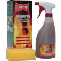 BALLISTOL Kamin-/Ofen-/Grillreiniger KAMOFIX 600 ml Sprühflasche BALLISTOL