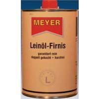 MEYER Leinöl-Firnis honigfarben 1l Dose MEYER