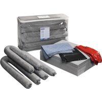 PROMAT Nofallset Univ.Inh.50-tlg.m.Handschuhen bindet b.max.50l Set PROMAT CHEMICALS