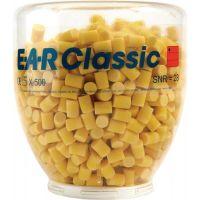 3M Gehörschutzstöpsel E-A-R Classic II Refill EN 352-2 SNR 28 dB 500 PA/Dispenser