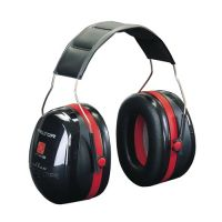 3M Gehörschutz OPTIME III EN 352-1-3 (SNR) 35 dB gepolsterter Kopfbügel