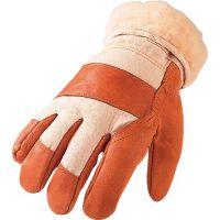 PROMAT Kälteschutzhandschuhe Gr.10,5 Lederfarbe variabel Möbelleder ASATEX