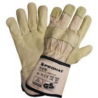 PROMAT Handschuhe Top Rhein Gr.10 beige Leder EN 388 Kat.II PROMAT