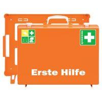 SÖHNGEN Erste Hilfe Koffer gr. MT-CD B400xH300xT150ca.mm orange SÖHNGEN