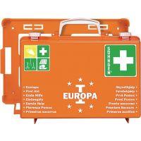 SÖHNGEN Erste Hilfe Koffer EUROPA I B310xH210xT130ca.mm orange SÖHNGEN