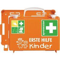 SÖHNGEN Erste Hilfe Koffer KINDERGARTEN Quick CD B260xH170xT110ca.mm orange Söhngen