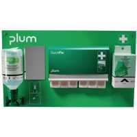 PLUM Erste Hilfe Station All-in-One B515xH300xTca.mm Plum