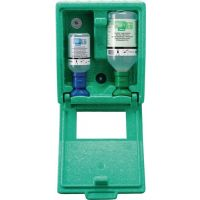 PLUM Augennotfallstation 1x200 ml pH Neutral,1x0,5l Augenspülung PLUM