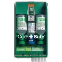 PLUM QuickSafe Box Basic befüllt PLUM