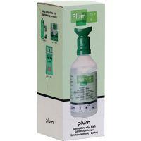 PLUM Augenspülflasche 0,5l 3 Jahre (ungeöffnete Flasche) DIN EN15154-4 Plum