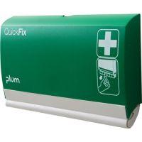 PLUM Pflasterspender Quick Fix® B232,5xH133,5xT33,0ca.mm grün PLUM
