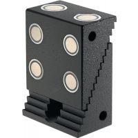AMF Spannunterlage Nr.6501M Gr.2 m.Magnet AMF