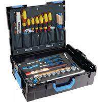 GEDORE Werkzeugsortiment 1100-01 58-tlg.allgemeines Handwerk L-Boxx GEDORE
