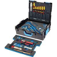 GEDORE Werkzeugsortiment 1100-03 44-tlg.Sanitär L-Boxx GEDORE