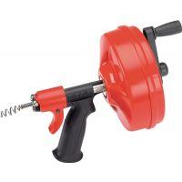 RIDGID Handspirale Power-Spin Spiral-L.7,6m Spiralen-D.6mm RIDGID