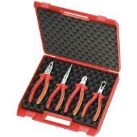 KNIPEX Zangensatz Kompakt-Box Inh.4tlg.VDE Kunststoffkoffer KNIPEX